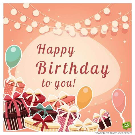 Happy Birthday Wishes For Your Happy Birthday Wishes For Your Facebook Friends
