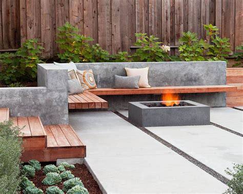Contemporary Firepit 7 Exles Of Contemporary Firepits To Inspire You