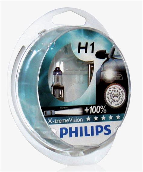 Lu Philips Xtreme Vision Plus H1 12v 55w Lu Halogen Original philips set h1 x treme vision 100 12v 55w len neu ebay