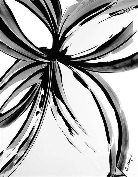 abstract black and white drawings easy pixshark