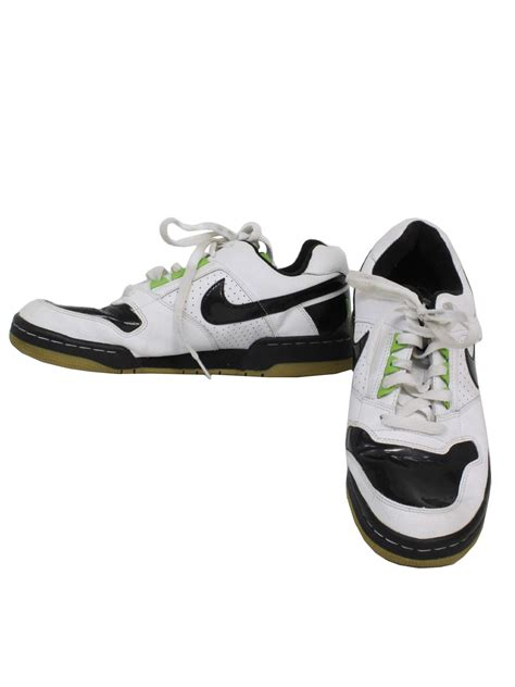 nike flat bottom shoes mens vintage nike delta 1990s shoes 90s nike delta
