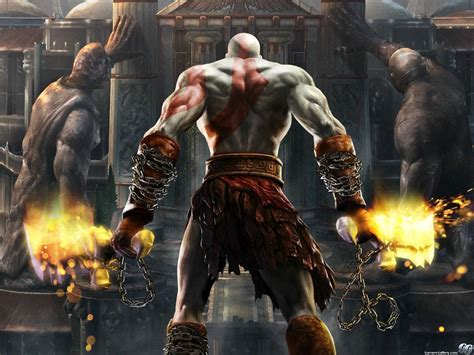 film game god of war god of war 3 review wallpaper pc game mmolite