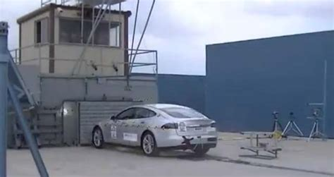 Tesla Model S Safety Tesla Model S Earns Top Vehicle Safety Rating From Nhtsa