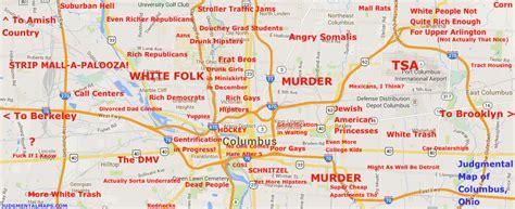 color run columbus ohio judgmental maps columbusunderground