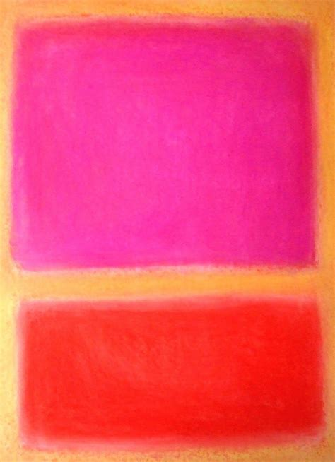 color colour the theoretical rothko