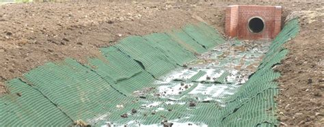Erosion Matting Cost by Geosynthetics Landlok Erosion