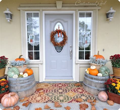 top 28 fall front porch decorating ideas and front porch fall decor 10 beautiful front porch displays