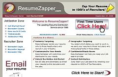 Resume Zapper Service by Top Resume Services Resume Zapper Review