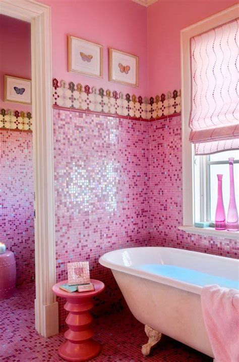 pink bathroom ornaments cute apartment girly cute apartment bathroom ideas photos