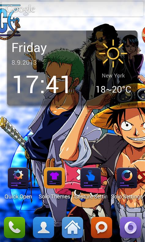 themes android one piece one piece theme free android theme download download the
