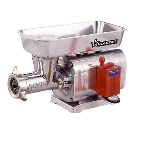 Grinder Mesin Penggiling Daging Mgd G22a mesin bakso menghasilkan bakso dengan cepat ukuran seragam dan rasa yang enak juga higienis