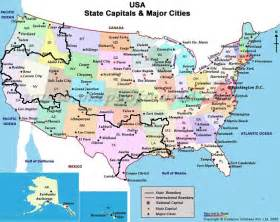 Usa Map And Capitals by Us Capitals Related Keywords Amp Suggestions Us Capitals