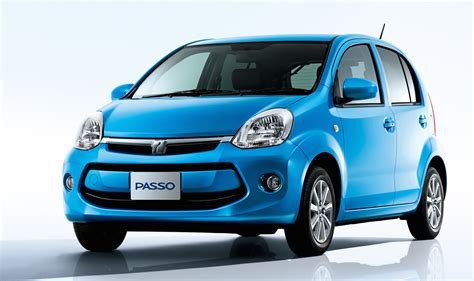 Toyota Passo Toyota Passo Facelift Debuts New Engine 27 2 Km L