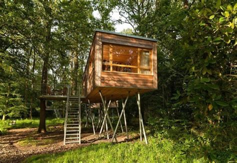tiny tree house amazing tiny treehouse cabins in germany