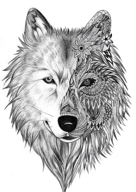 wolf zentlange pinteres