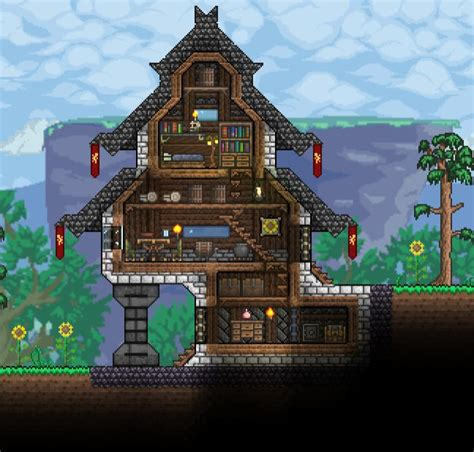 33 Best Images About Terraria On Pinterest The Internet House Layout Terraria