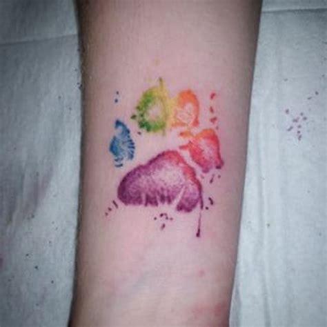 tattoo image printer die 25 besten ideen zu pfoten tattoo auf pinterest