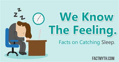 sleep debt you can catch up on sleep fact or myth