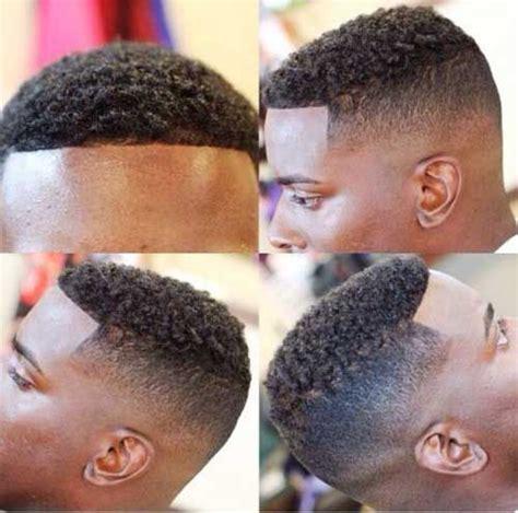 15 types of fade haircuts for black men black men
