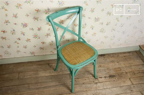 Turquoise Bistro Chair Turquoise Chair Pelune Coloured Bistro Chair Pib