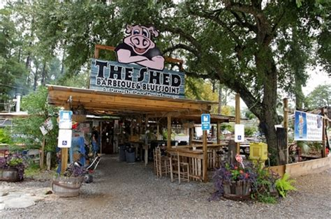 The Shed Restaurant by O Of Bbq Bbqsuperstars Combbqsuperstars