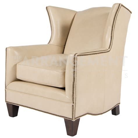 rustic leather wingback chair new wingback chair rustic western furniture store