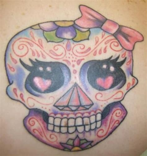 girly sugar skull tattoos 1000 images about girly skulls on skull