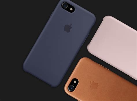 Casing Iphone 7 7 15 apple s iphone 7 silicon and leather cases drop to all time low prices