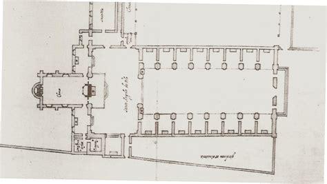 floor plan of the basilica di santa maria maggiore rome chiesa di santa maria degli angeli cripta milano nei