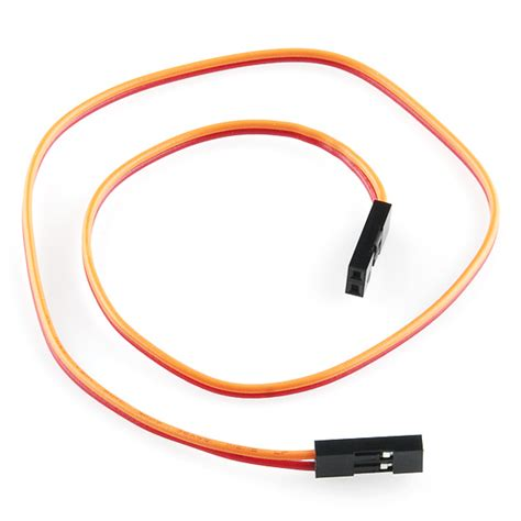 Kabel Jumper Battery 30cm jumper wire 0 1 quot 2 pin 30cm jumper wires kabel zubeh 246 r exp tech