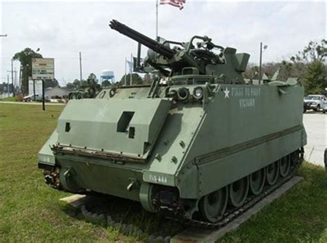 m163 vulcan air defense system vfw 6602 hinesville, ga