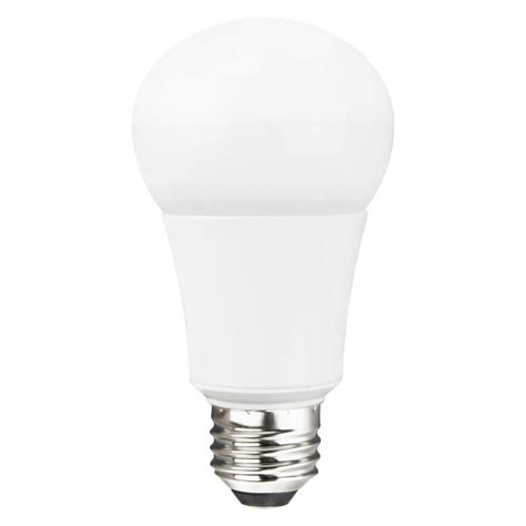 Led 60 Watt Equivalent Light Bulbs A19 Led Light Bulb 60 Watt Equivalent Energy Led10a19dod27k Ppp Destination