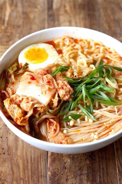 best ramen recipe kimchi ramen recipe by seasonwithspice korean noodle
