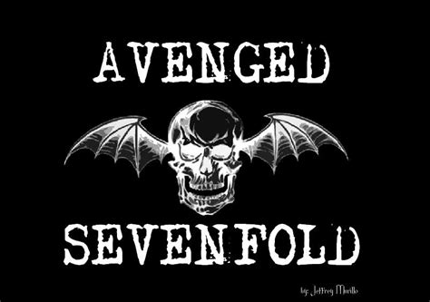 Avenged Sevenfold Logo 04 a7x wallpaper by jm jefro009 s