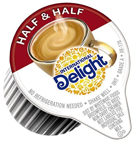 International Delight Coffee House Inspirations Half and