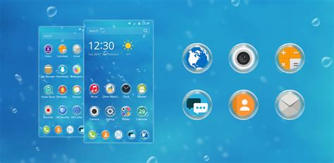 themes for android cherry mobile bubble free cm launcher bubble theme android themes android