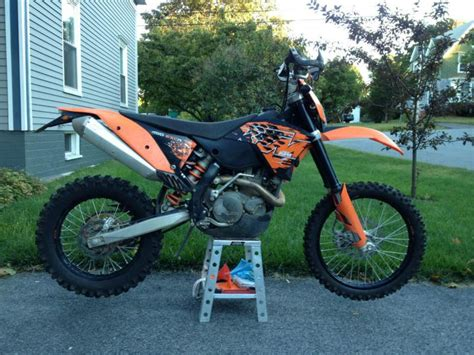 2008 Ktm 450 Exc For Sale 2008 Ktm 450 Exc R Enduro With 2728 For Sale On 2040