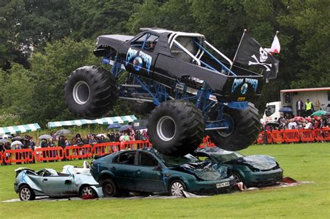 monster truck shows for kids north east monster truck show and funfair in sunderland
