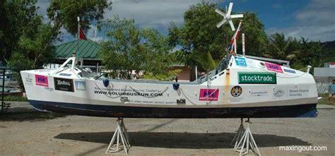 row boat around the world crossing the atlantic in a motor yacht impremedia net