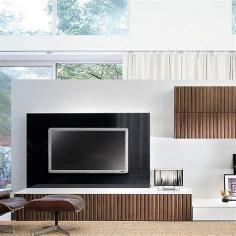 led wooden wall design unique living room design and decor ideas adding character