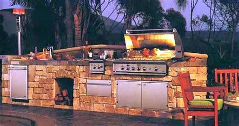 Backyard Bbq Entertainment Ideas Outdoor Kitchen Landscape Design For Outdoor