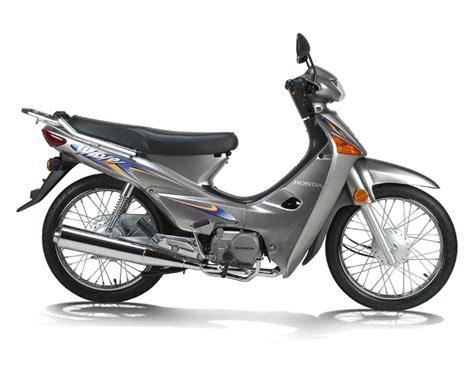Honda Wave by Below 300cc Honda Wave 100