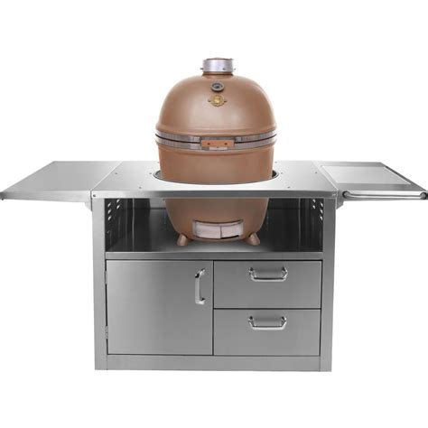 grill dome infinity grill dome infinity series large kamado grill on stainless
