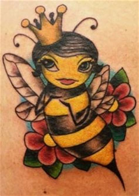 queen bee tattoo ideas queen bee tattoo designs google search i don t often