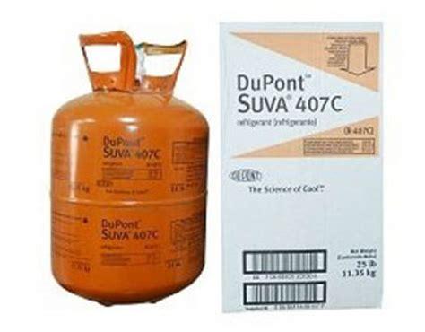 Jual R407c Dupont Suva jual dupont spare parts cv bukites cooling equipments
