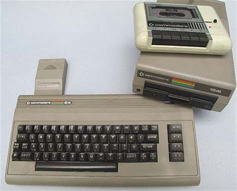 Commodore 64 Definition from PC Magazine Encyclopedia
