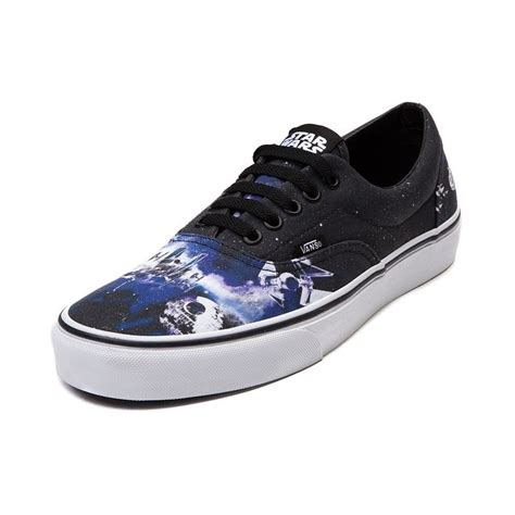 Vans Authentice Pull White Icc vans authentic wars galaxy fighter skate shoe