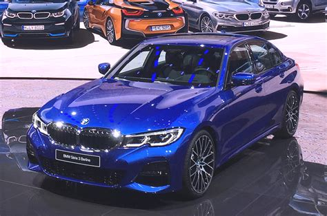 bmw  series unveiled    india  year