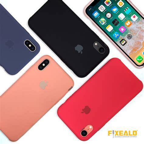 funda iphone xs max xr x protector silicon exclusiva 259 00 en mercado libre