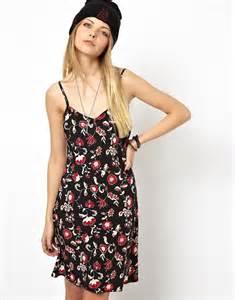 90s dress reclaimed vintage asos reclaimed vintage 90s floral slip dress at asos